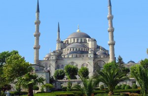 Blue Mosque Istanbul, Turkey