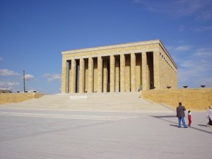 Mausoleum of Ataturk, Ankara