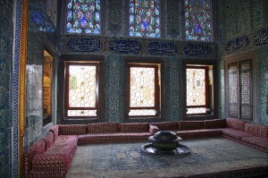 Museum of Topkapi Palace, Istanbul