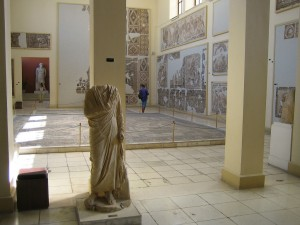 Museum of Antakya, Turkey