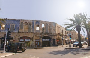 Jaffa City, the biblical &quot;Joppa&quot;
