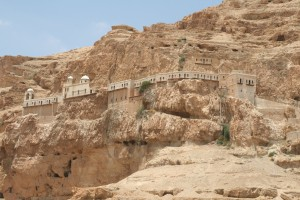 Monastery on the Mount of Temptations, Jericho