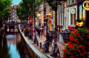 Amsterdam Waterways